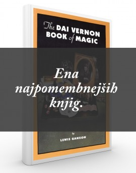 DAI VERNON BOOK OF MAGIC