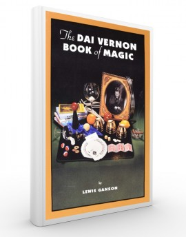 THE DAI VERNON BOOK OF MAGIC - Lewis Ganson