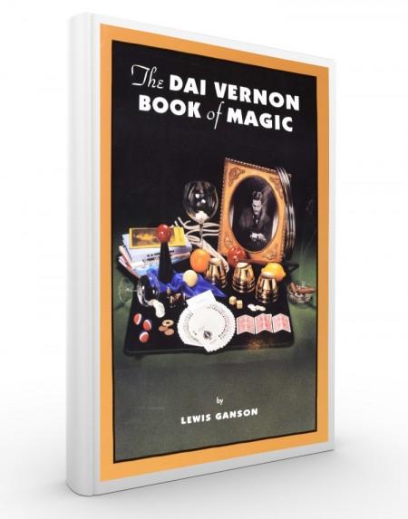 THE DAI VERNON BOOK OF MAGIC - Lewis Ganson
