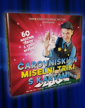 MEGA MISELNI SET - Sam Sebastian Magic Factory