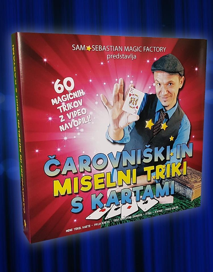 MEGA MISELNI SET - Sam Sebastian Magic Factory