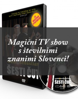 ŠESTI ČUT TV SHOW