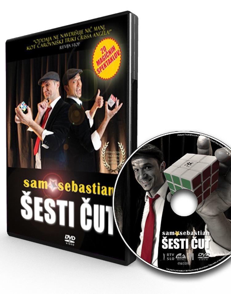 SAM SEBASTIAN - ŠESTI ČUT TV SHOW