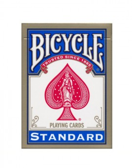 Sam Sebastian Magic Shop - Bicycle 808 Gold USA Igralne Karte Modre