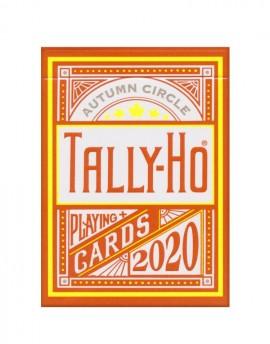 Sam Sebastian Magic Shop - Tally-Ho Autumn Circle Back Igralne Karte