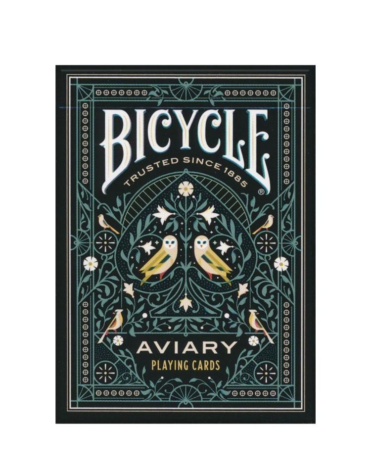 Sam Sebastian Magic Shop - Bicycle Aviary Igralne Karte
