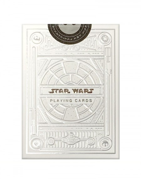 Sam Sebastian Magic Shop - Star Wars Silver Edition Igralne Karte The Light Side