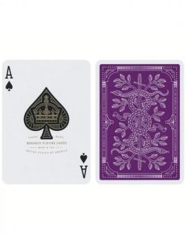 Purple Monarchs Igralne Karte