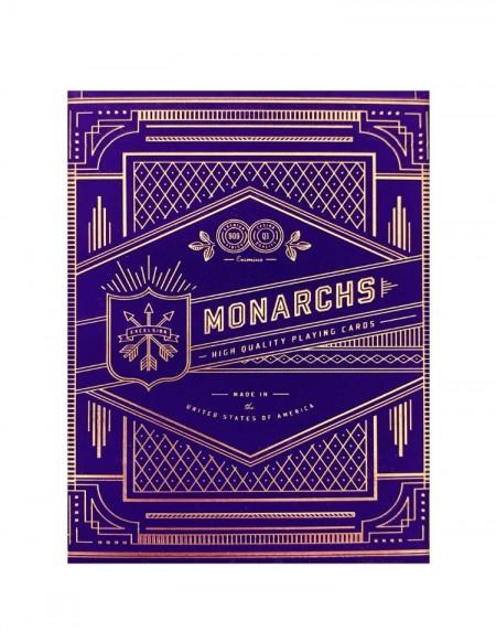 Sam Sebastian Magic Shop - Purple Monarchs Igralne Karte