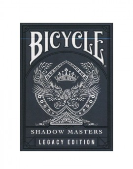Sam Sebastian Magic Shop - Igralne Karte Bicycle Legacy Shadow Masters v2