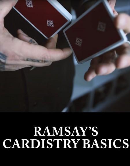 SAM SEBASTIAN MAGIC SHOP - Ramsay's Cardistry Basics