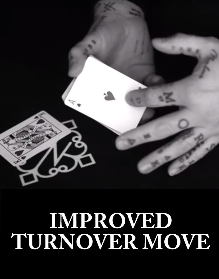 SAM SEBASTIAN MAGIC SHOP - Improved Turnover Move