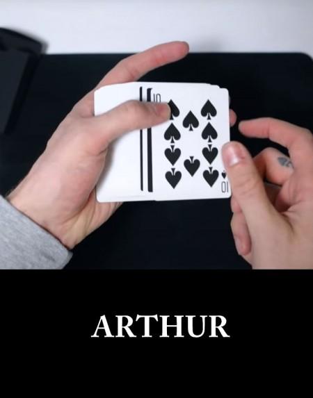 Sam Sebastian Magic Shop - Arthur