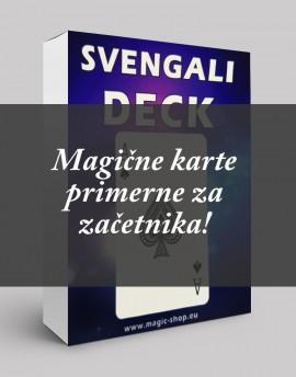 SVENGALI DECK + tečaj