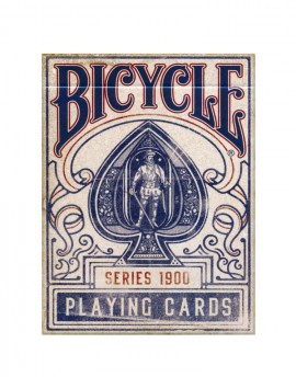 Igralne Karte Bicycle Series 1900 - Sam Sebastian Magic Shop