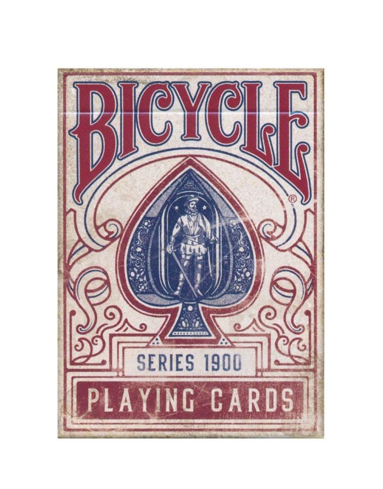 Igralne Karte Bicycle Series 1900 - Sam Sebastian Magic Shop