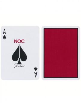NOC Shin Lim Igralne Karte