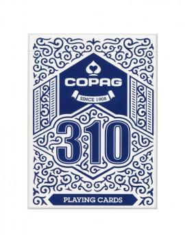 COPAG 310 SlimLine Igralne Karte Modre
