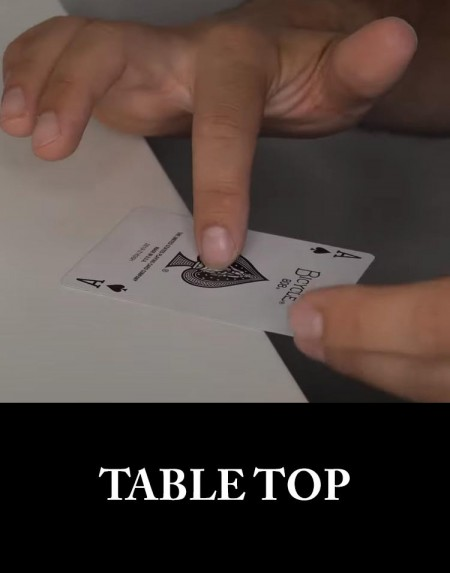 TABLE TOP - Sam Sebastian Magic Shop