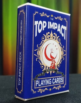 TOP IMPACT DECK - Sam Sebastian Magic Factory