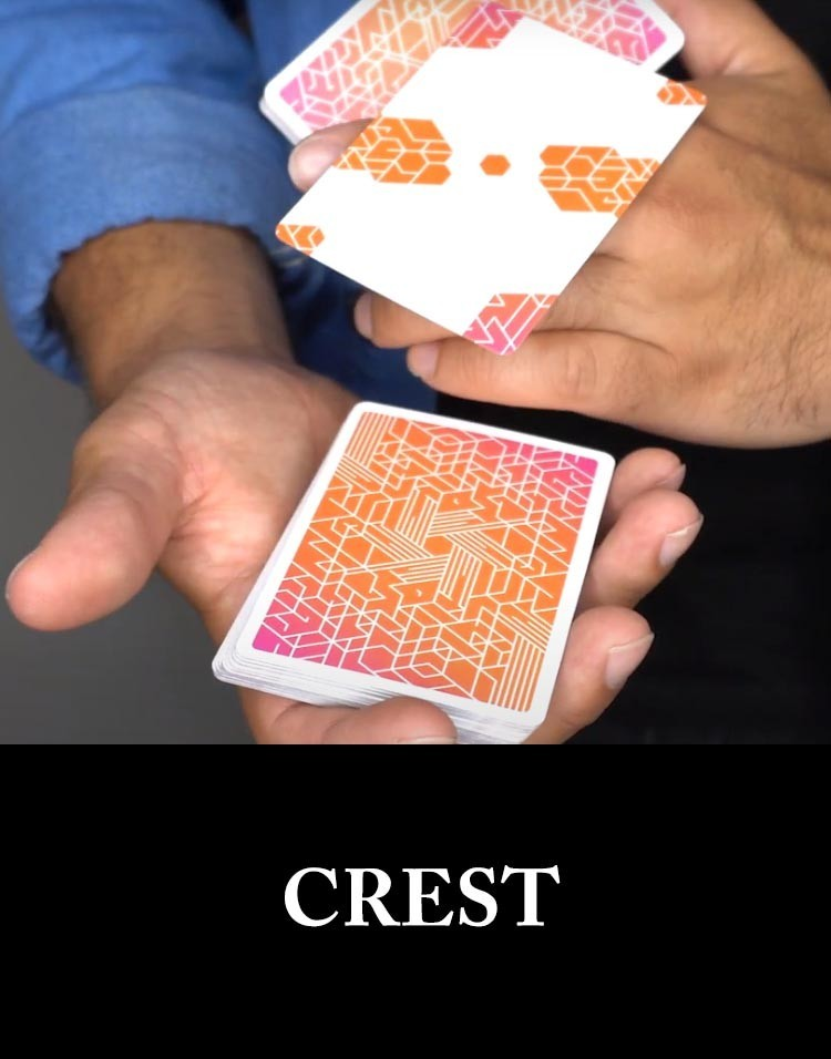 CREST - Sam Sebastian Magic Factory