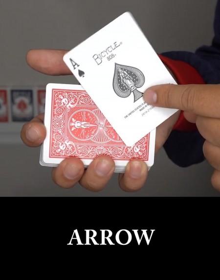 ARROW - Sam Sebastian Magic Shop