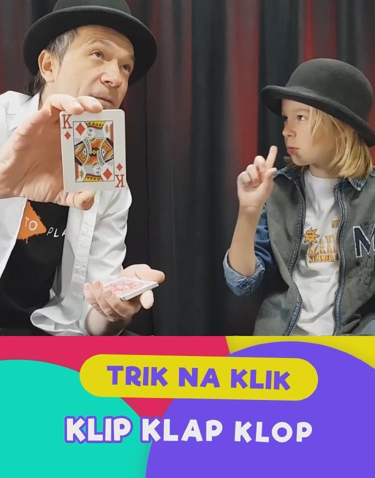 KLIP KLAP KLOP - Sam Sebastian Magic Factory
